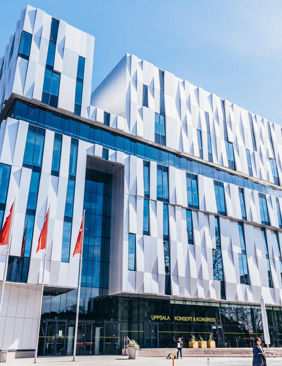 Bild på fasaden