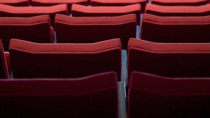 Stolar i Stora salen. Foto: Bo Gyllander.