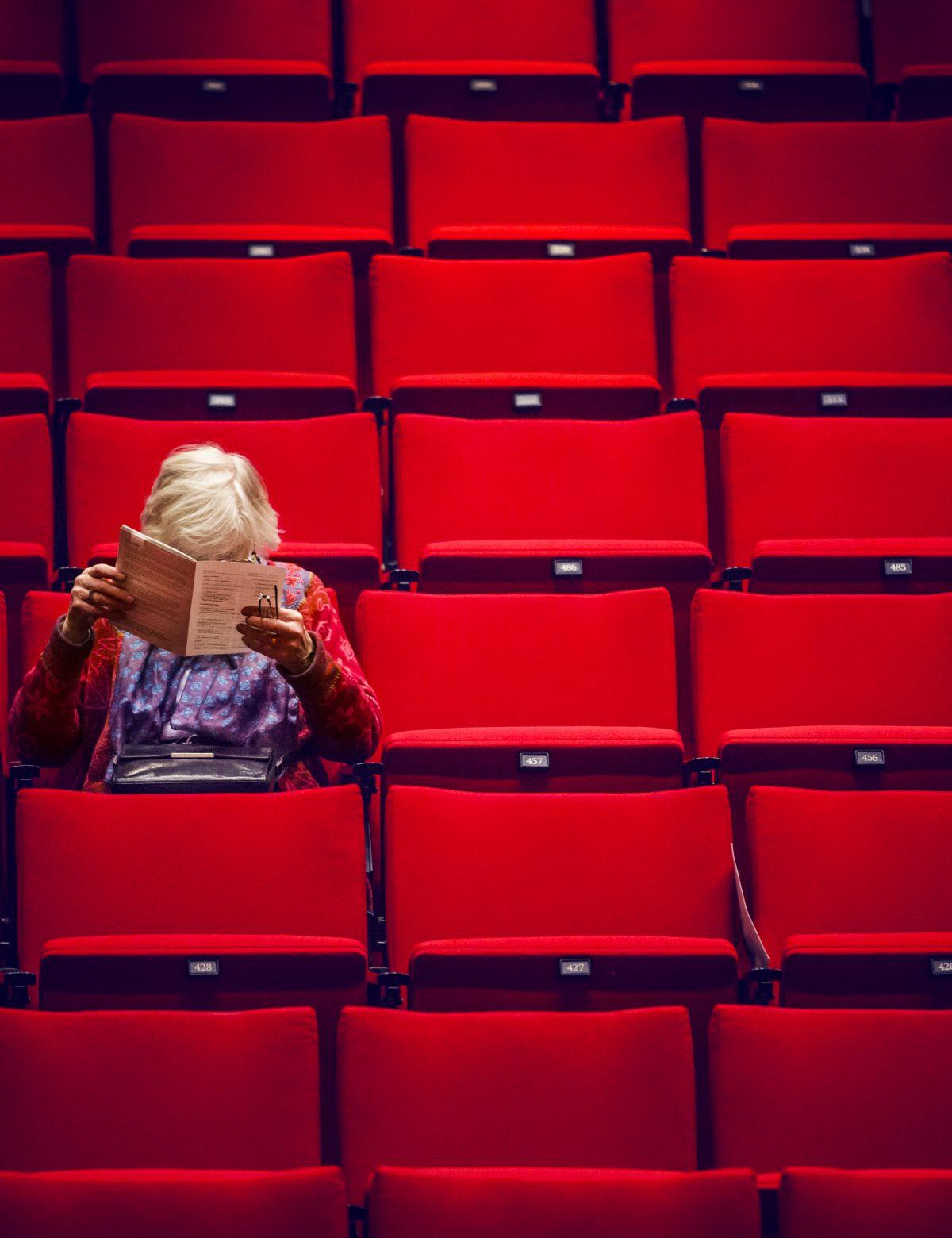 Stora salen. Foto: Joachim Lundgren