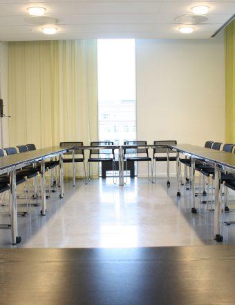 Konferensrum K1. Foto: Nina Broberg.
