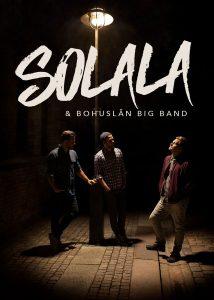 Solala & Bohuslän Big Band.