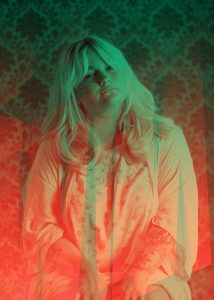 Sarah Klang. Foto: Mattis Lindqvist.