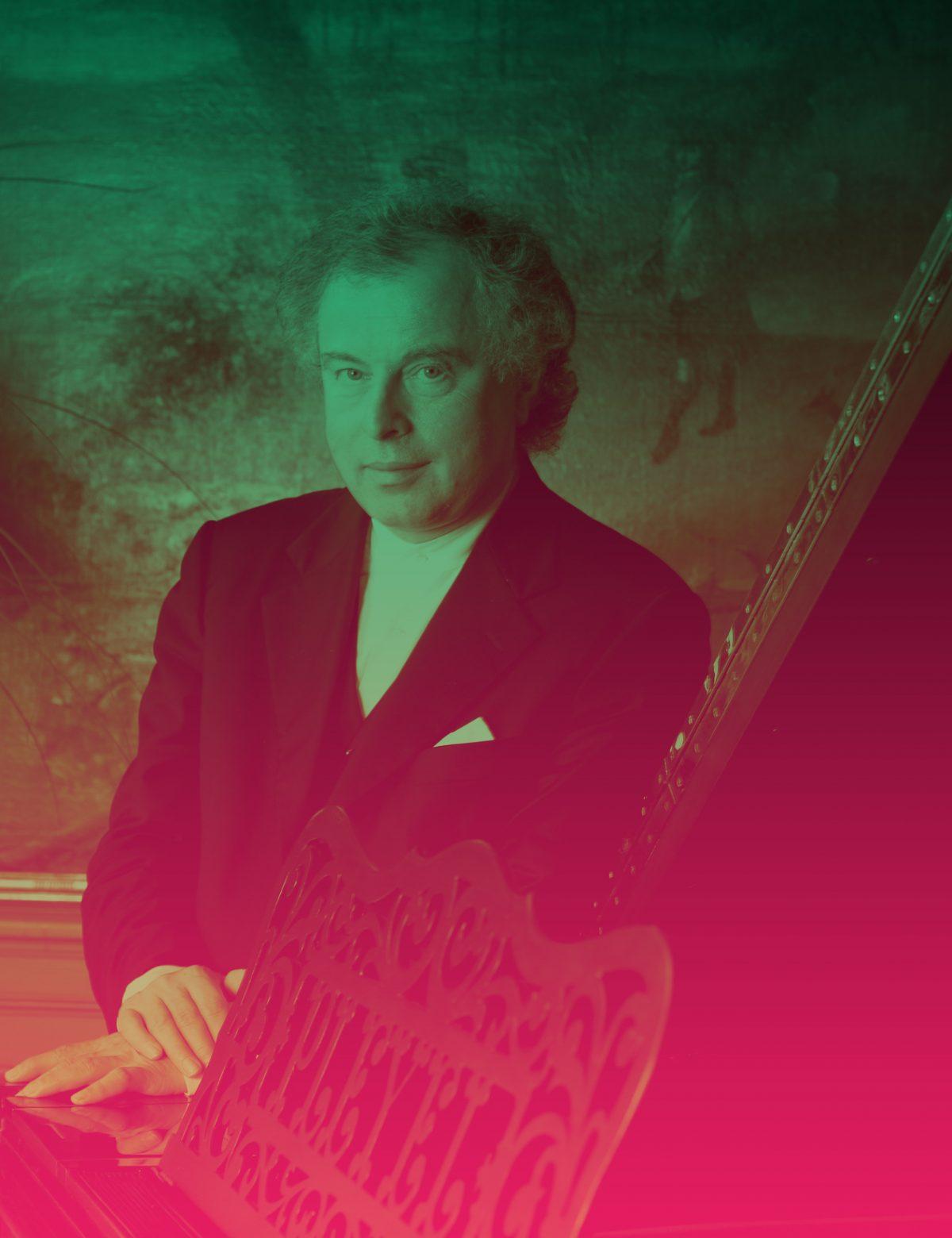 Sir András Schiff spelar Goldbergvariationerna av Bach