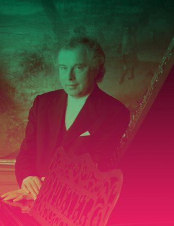 Sir András Schiff spelar J.S. Bachs Goldbergvariationer på Uppsala Konsert & Kongress.