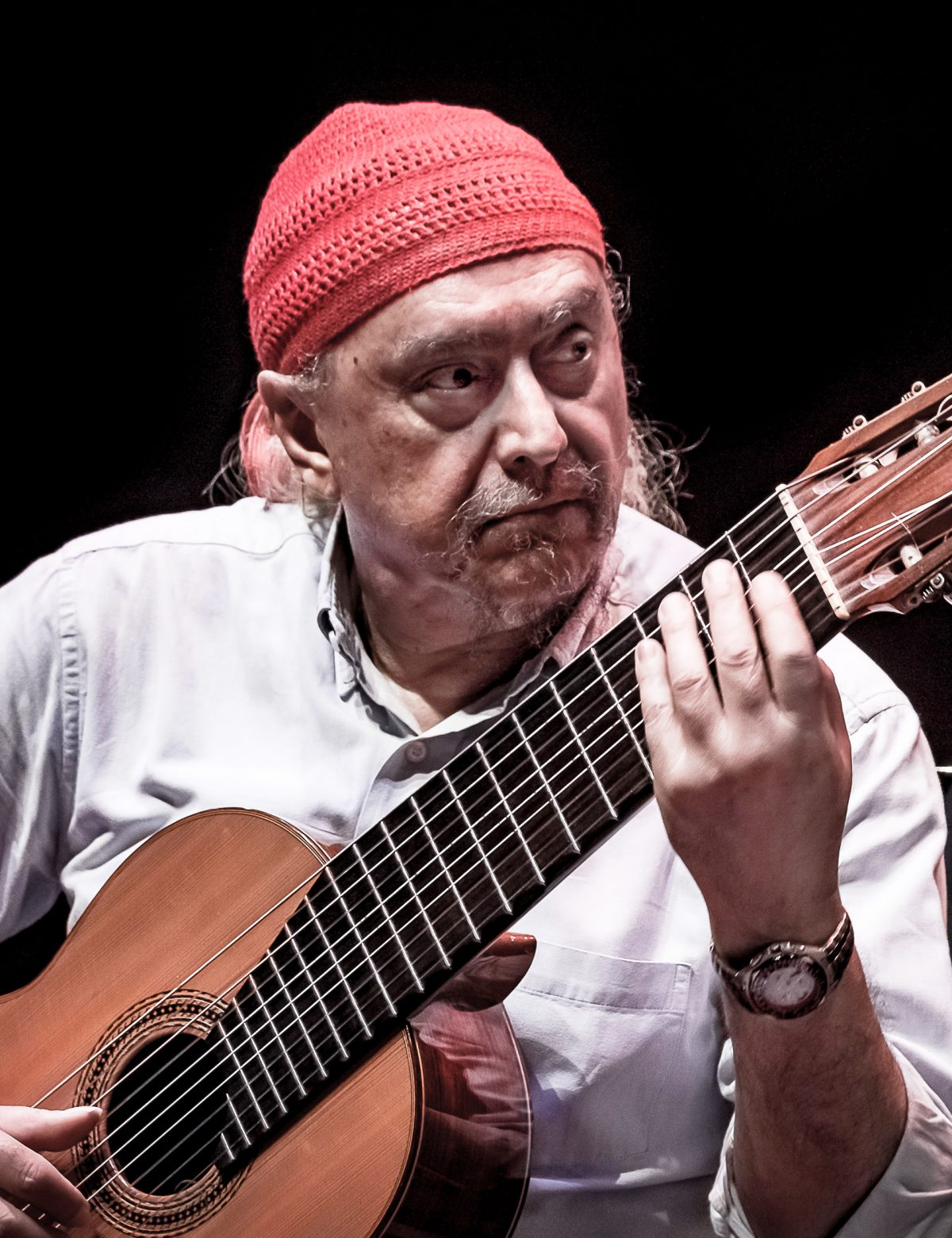 Egberto Gismtonti på Uppsala Gitarrfestival