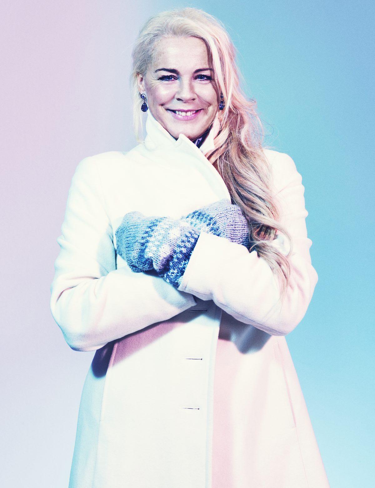 Malena Ernman - julkonsert 2018.