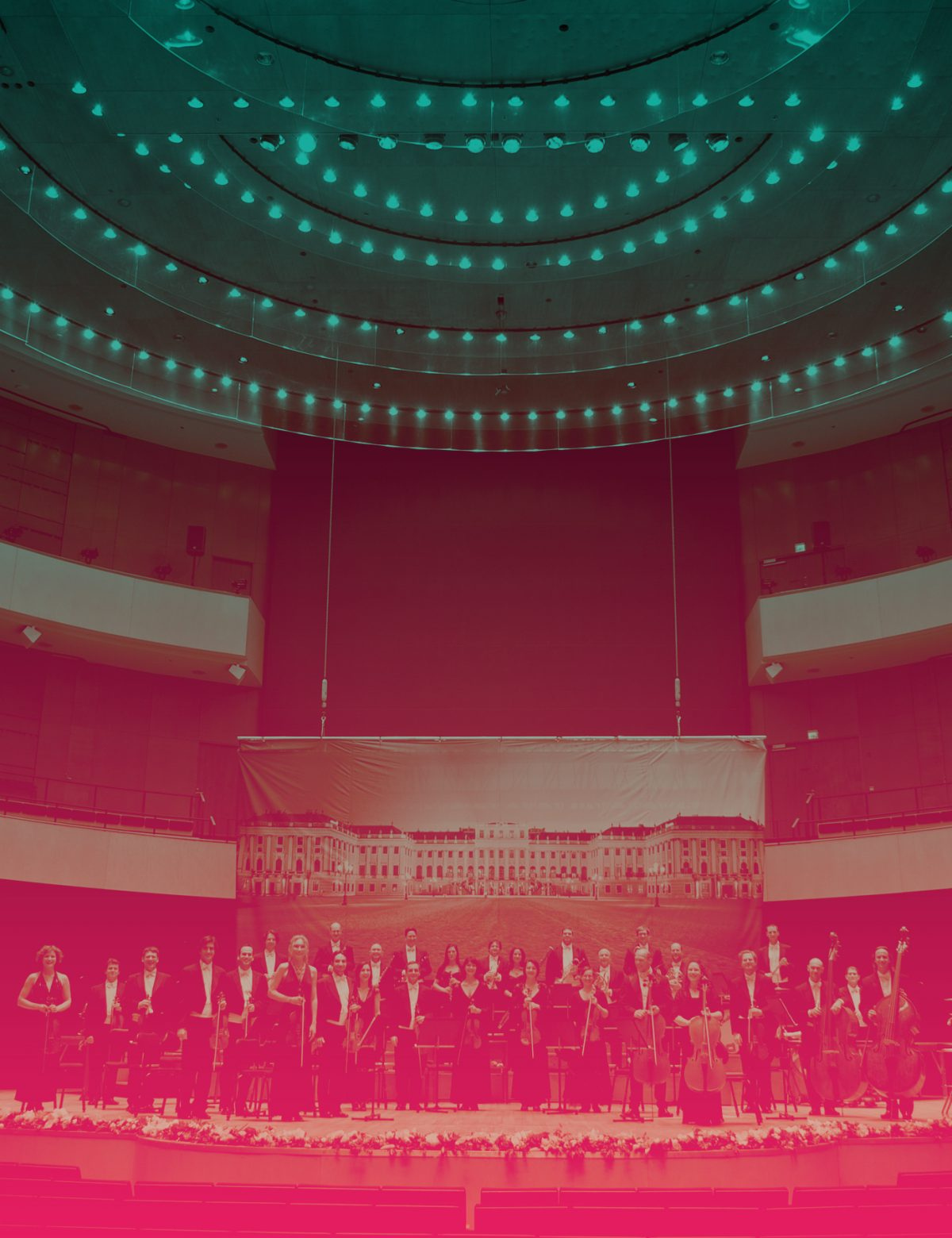 Nyårskonsert 2019 med Schönbrunns slottsensemble,