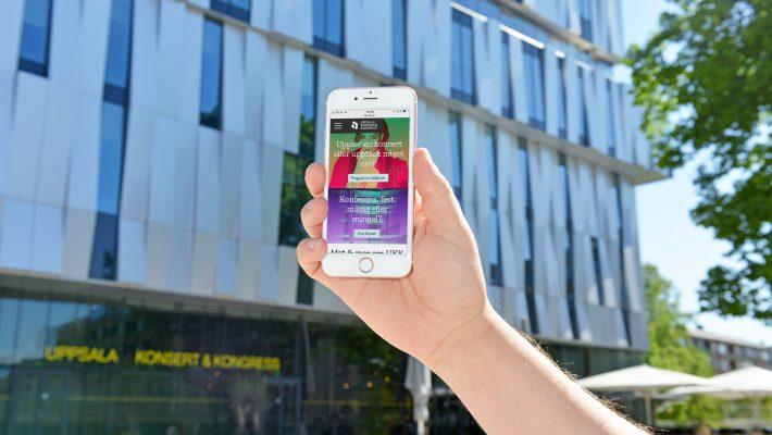 UKK - Uppsalas mest digitala företag - värnar din personliga integritet.