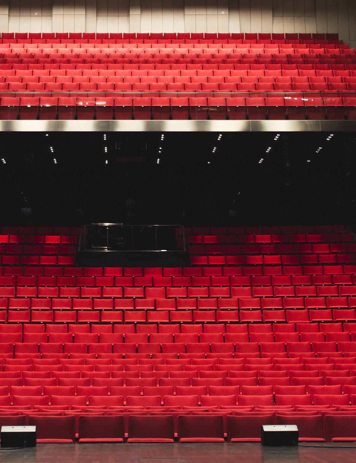 Boka lokalvisning för konferens, möten och event på Uppsala Konsert & Kongress.