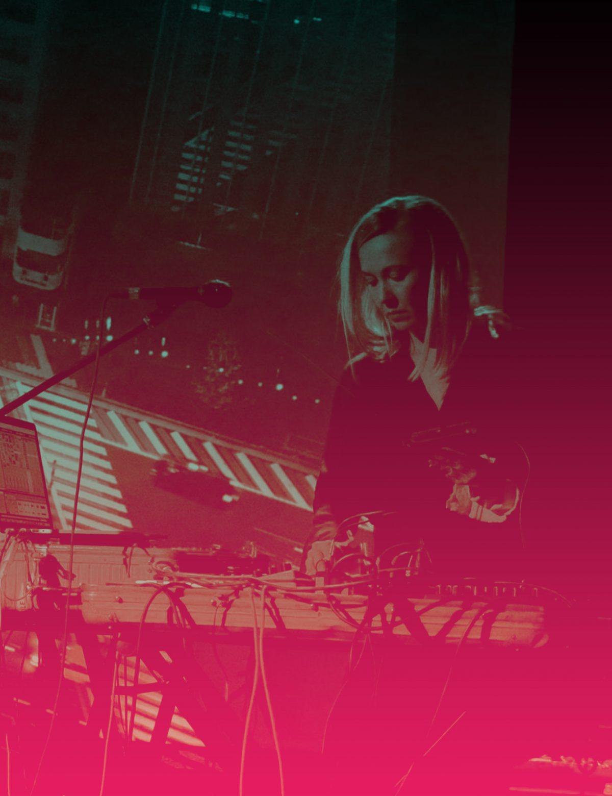 Lisa Nordström, SonicaSequenceLive_byAlinaTarbă