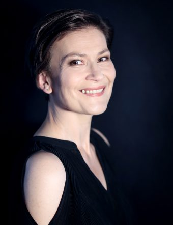 Kristina Hammarström. Foto: Emelie Kroon.