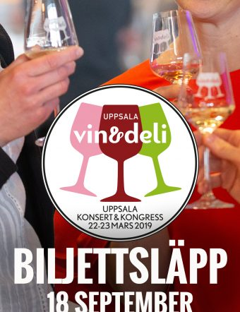 Uppsala Vin & Deli 2019