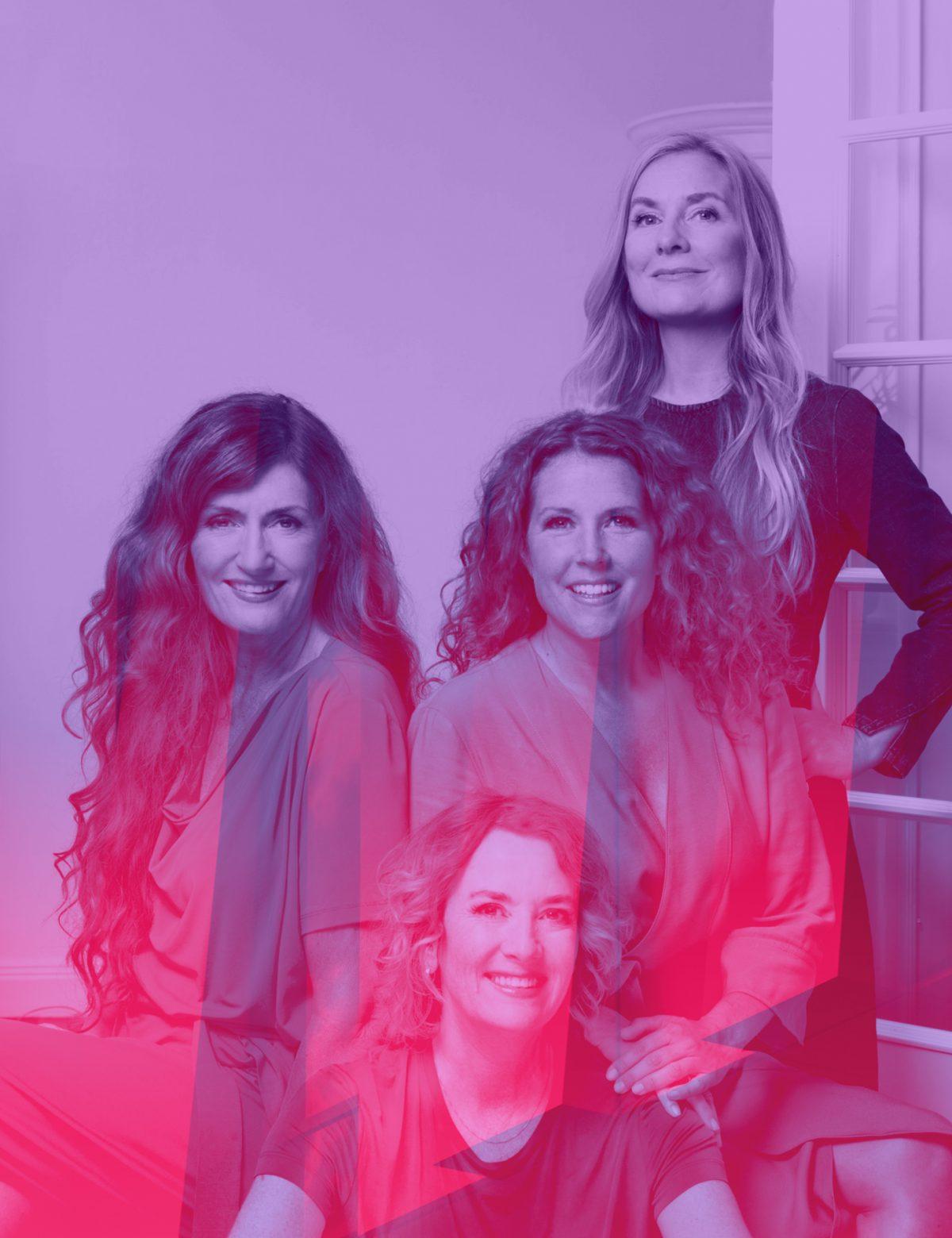 Livsmod - Vi måste prata om 50 med Mari Jungstedt, Annika Lantz, Anna Lindman och Mian Lodalen