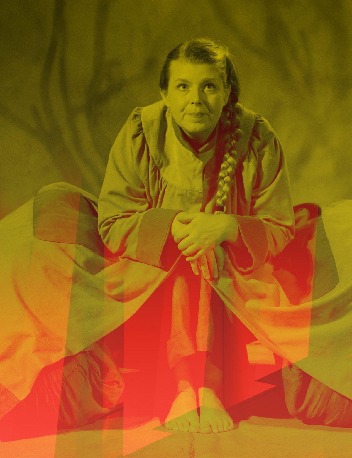 Frö av Sara Myrberg från Teater Tre.