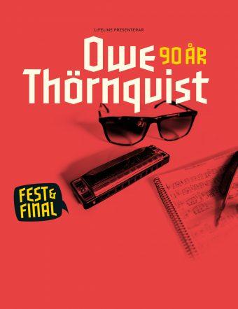 Owe Thörnqvist - Final & fest