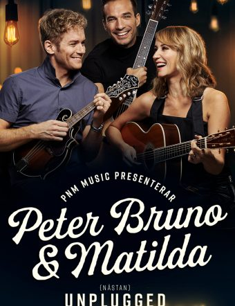 Peter, Bruno & Matilda