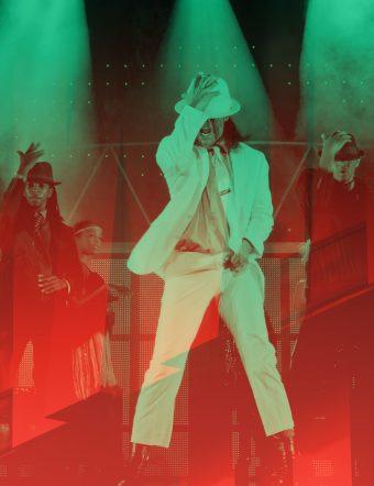 Thriller Live - den ultimata konserthyllningen till Michael Jackson och The Jackson 5