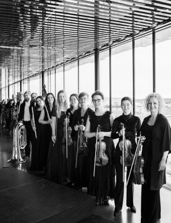 Uppsala Kammarorkester, foto Tina Axelsson