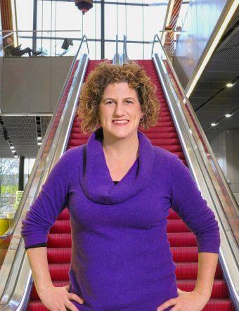 Rebecca Miller, foto Stewen Quigley