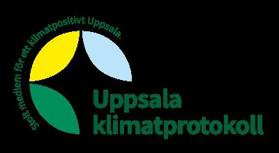 Klimatprotokollets logotyp