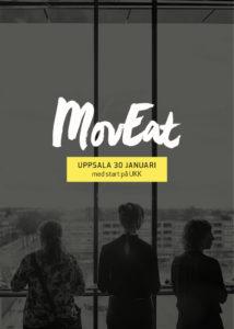 MovEat food walk Uppsala