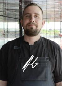 Anders Lindgren, kock