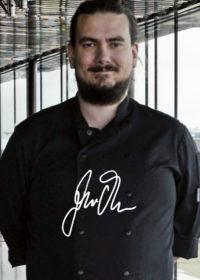 Daniel Öster, souschef