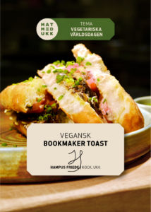 Vegansk Bookmakertoast