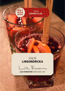 Lingondricka