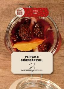 Peppar och björnbärssill