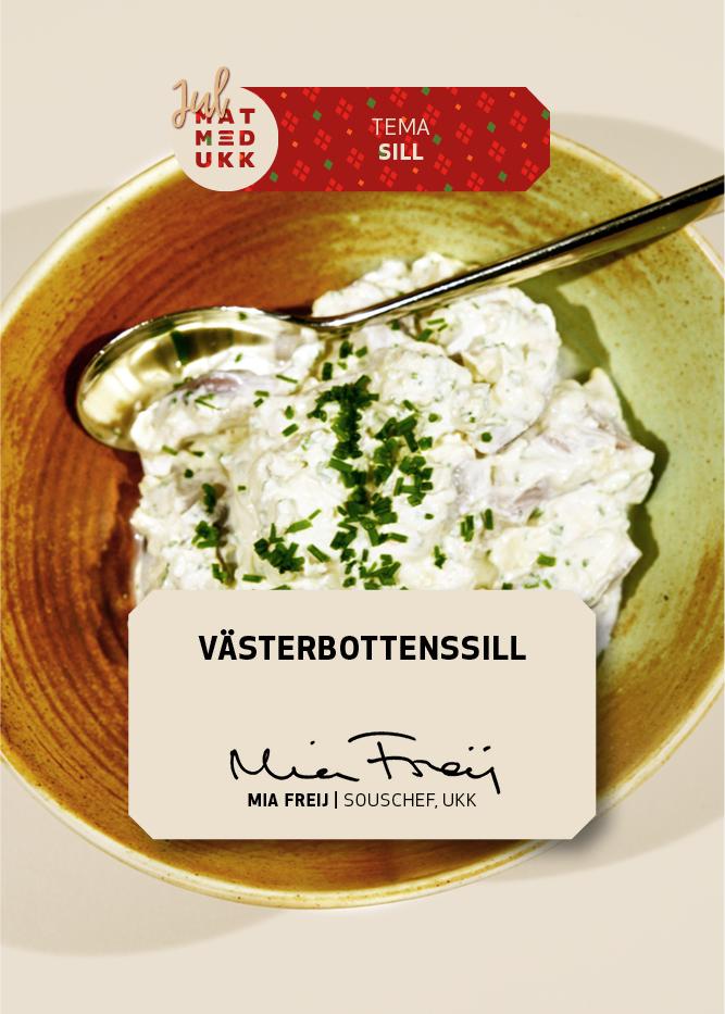 Västerbottensill