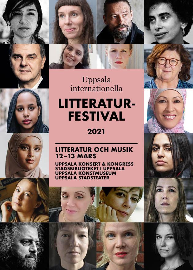 Uppsala Internationella Litteraturfestival 2021