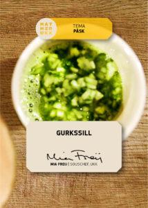 Recept Gurksill