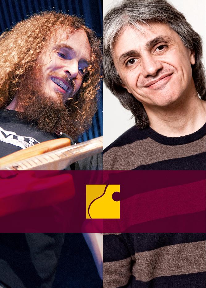 Guthrie Govan & Yiorgos Fakanas