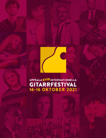 Uppsala Internationella Gitarrfestival 2021
