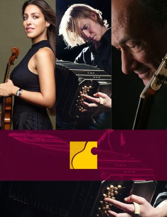 Astor Piazzolla 100 år!