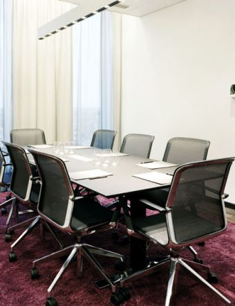 Conference room at UKK. Photo: Nina Broberg